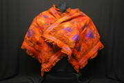 """Mythical Magic"" - large silk and wool wrap"