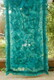 """Teal Etude"" - large silk and wool wrap"